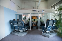 Flugsimulationscenter