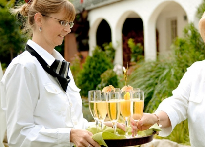 Privatevent mit Partyservice Wahler
