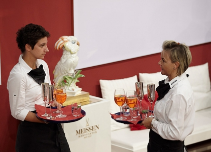 Firmenevents mit Partyservice Wahler